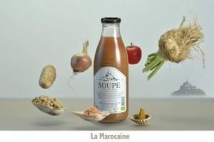 -Soupe la Marocaine bio - 1 litre-
