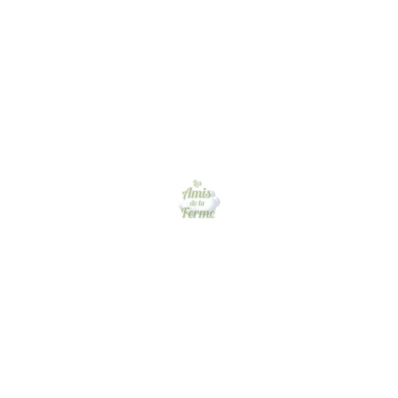 maturité : 1/2 frais-crottin chevre demi-frais nature - La pièce-LA CAPRARIUS