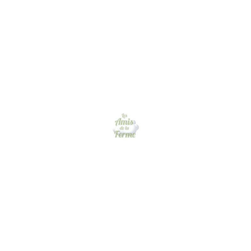 Le frais-Le yaourt brassé framboise non sucré - unité-FERME MOUSSON