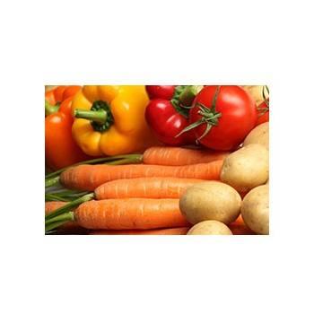 Petit Panier Vert- Légumes et fruits bio