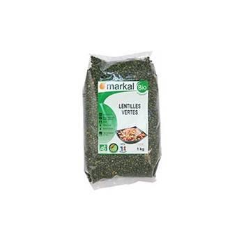 Lentilles vertes- 500 g