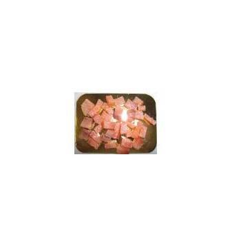 Poissonnerie-Dés de saumon fumé bio - 100 g-LE FUMOIR GASTRONOMIQUE