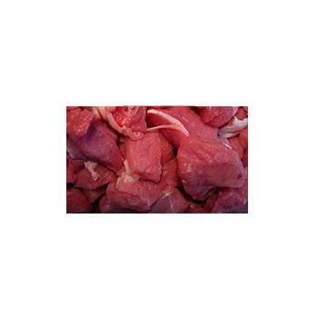 Viandes et Charcuterie-Sauté de veau épaule sans os- 500 G-S.B.V.