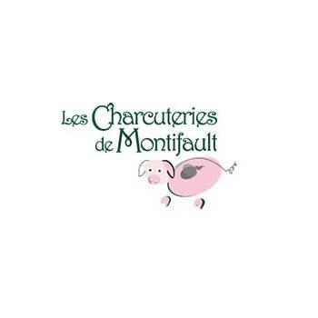 Viandes et Charcuterie-Roti jambon (noix) sans os- 1 kg200-CHARCUTERIES DE MONTIFAULT