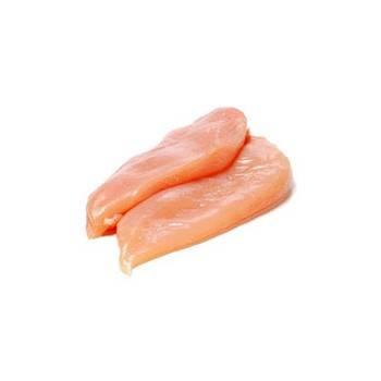 Viandes et Charcuterie-escalope de poulet- 450 g-FERME HAIE DUVAL