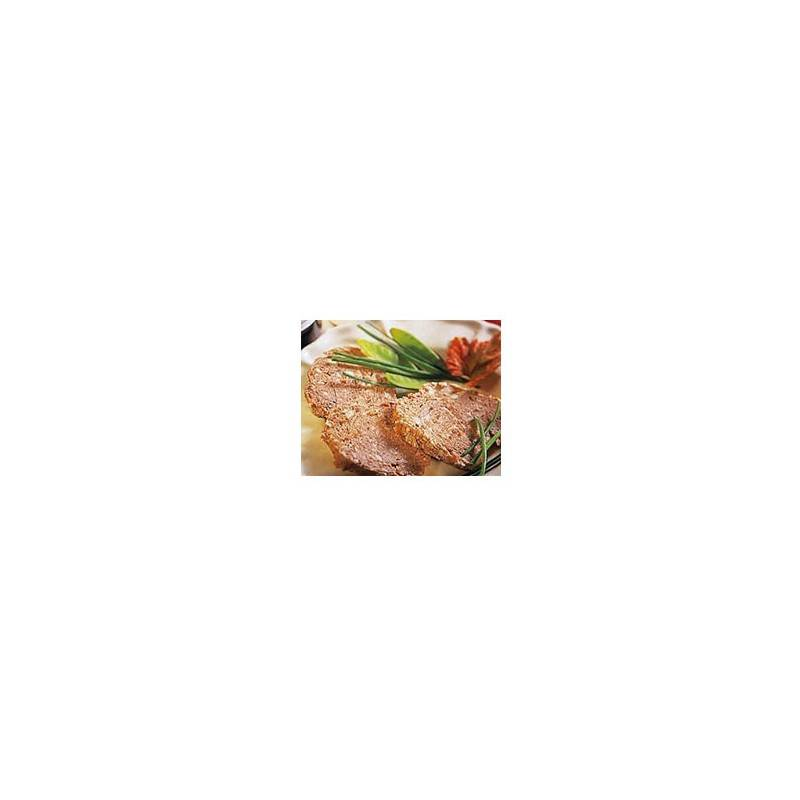 Viandes et Charcuterie-Pâté de campagne de volaille - 200 g-FERME HAIE DUVAL