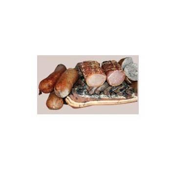 Andouille de vire au lard- 6 tranches