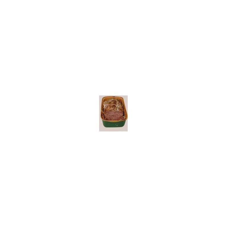 Viandes et Charcuterie-Paté à l'ail -200 g-CHARCUTERIES DE MONTIFAULT