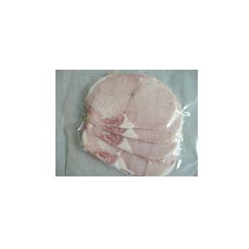 Viandes et Charcuterie-Roti cuit 4 tranches soit 200 g env.-CHARCUTERIES DE MONTIFAULT