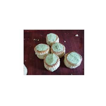 L'escargot-Mini-bouchée au beurre persillé (la douzaine)-ESCARGOTIER