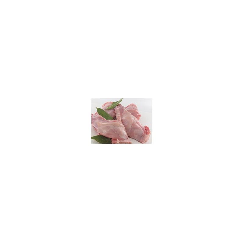 Viandes et Charcuterie-Cuisses de lapin par 6-JANZE VOLAILLES