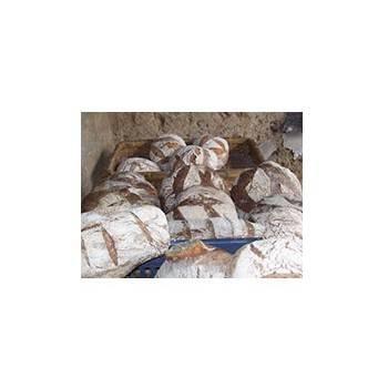 Boulangerie-Pain demi-complet bio - 1 kg-CLISSON Olivier