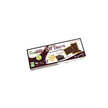 Petit beurre au chocolat noir - Sans huile de palme -150 g