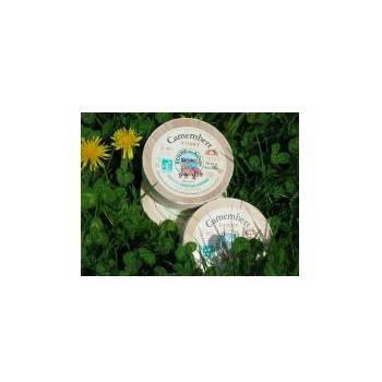 Le frais-Camembert fermier Bio - 240 g-FERME DES AULNAYS