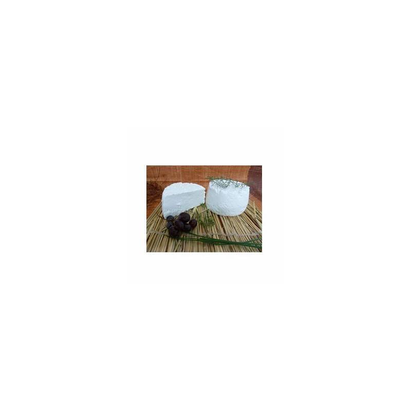 Le frais-crottin de vache Bruschetta-110 g-LA CAPRARIUS