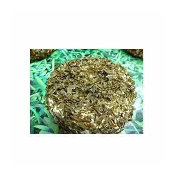 Le frais-crottin de vache Ciboulette-110 g-LA CAPRARIUS