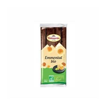 Fromage lait pasteurisé-Emmental portion bio - 220 g-BIODIS FRAIS