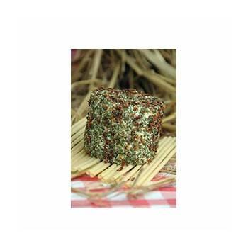 Le frais-Fromage frais (vache) saveur italienne- 150 g-FERME DE LA SABLONNIERE