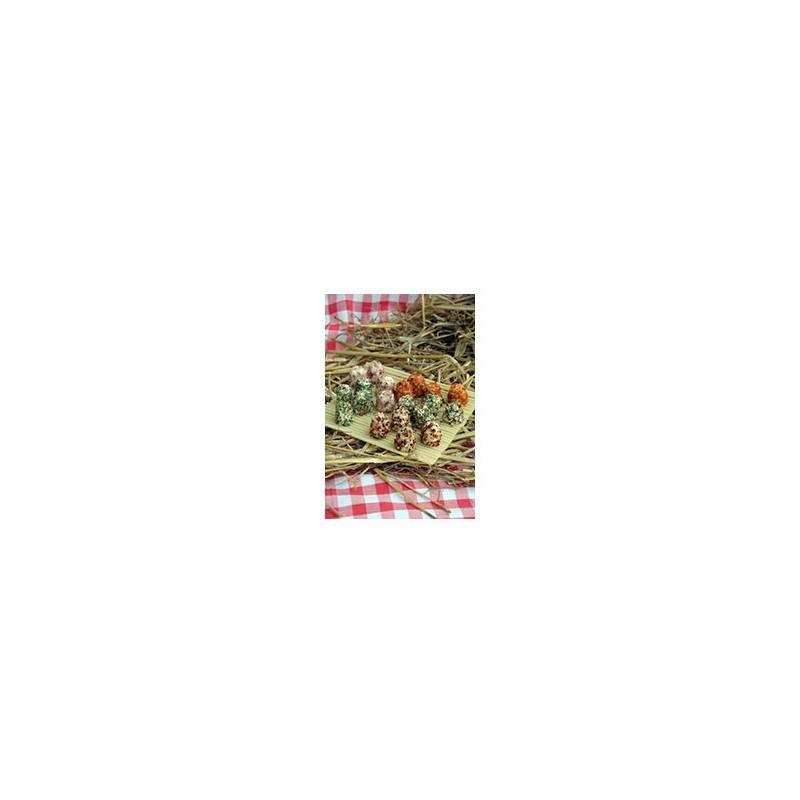 Le frais-Fromage frais (vache) Savourin- Barquette de 20 pièces-FERME DE LA SABLONNIERE