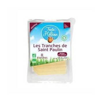 Le frais-Saint Paulin en tranches 170g BIO-BIODIS FRAIS