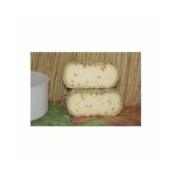 Le frais-Tomme de vache au Fenugrec - 200 g-LA CAPRARIUS