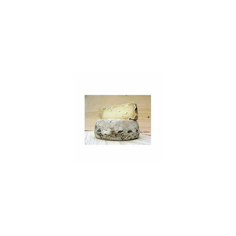 Le frais-Tomme de vache BIO - 200 g-LA CAPRARIUS