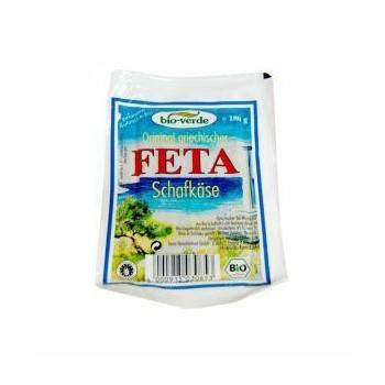 Féta- Fromage de brebis bio-180 g