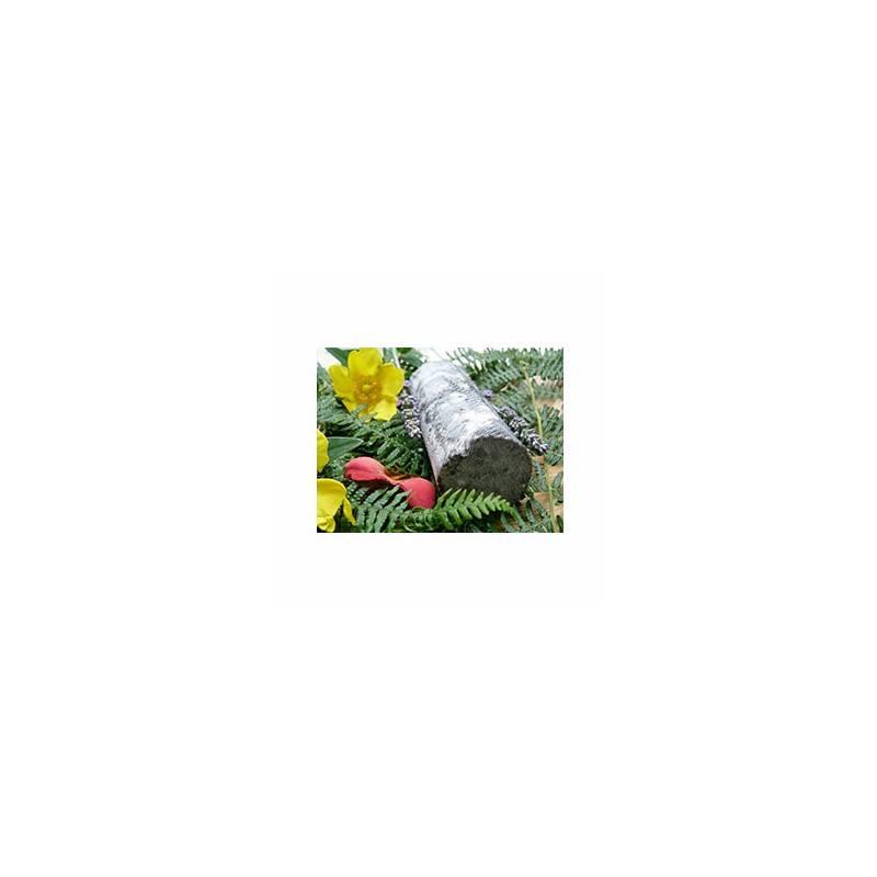Le frais-Buchette bio cendrée chèvre frais - 320g-LA CAPRARIUS