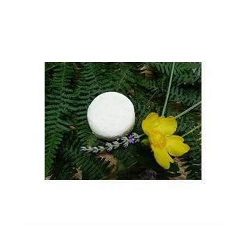 Le frais-crottin bio chevre frais nature - 100 g-LA CAPRARIUS