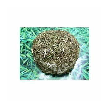 Le frais-crottin chevre bio aux herbes - 100 g-LA CAPRARIUS