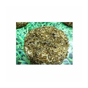 Le frais-crottin chevre bio persil - 100 g-LA CAPRARIUS