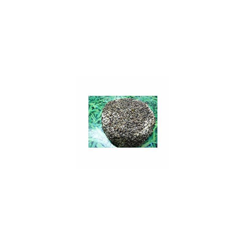 Le frais-crottin chevre bio poivre - 100 g-LA CAPRARIUS