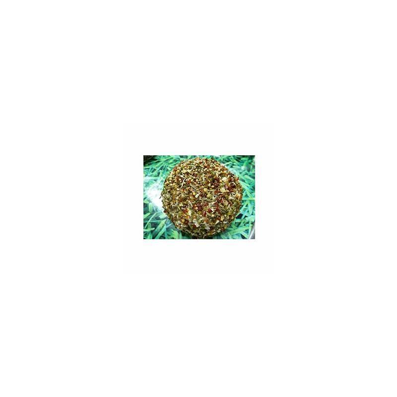 Le frais-crottin chevre bio saveur italienne - 100 g-LA CAPRARIUS