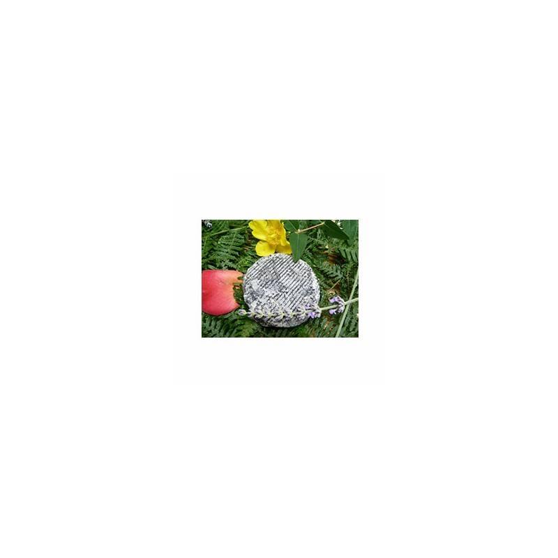 Le frais-Sourians cendrée chèvre frais bio- 160g-LA CAPRARIUS