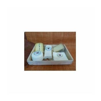 Le frais-Plateau Fraîcheur - 5 fromages-LA CAPRARIUS