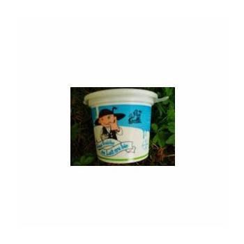 Le frais-Crème fraîche - bio - 250 grs-LE P TIT GALLO