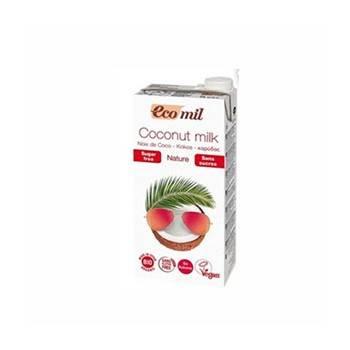Lait COCO sans sucre bio- 1 l
