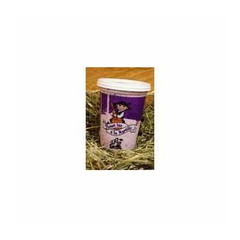 Les yaourts (vache)-Les yaourts à la myrtille- bio-500g-LE P TIT GALLO