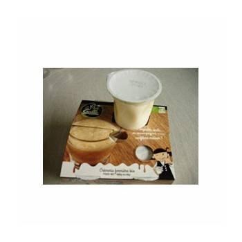 """Le frais-Semoules """"au lait"""" nature - 4*100 g-LE P TIT GALLO"""