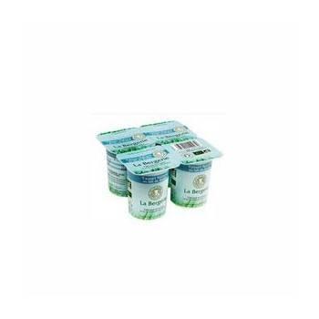 Le frais-yaourt nature au lait de brebis bio - Par 4-BIODIS FRAIS