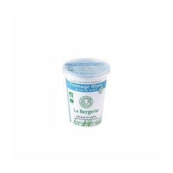 Le frais-Fromage blanc de brebis bio - 400 g-BIODIS FRAIS