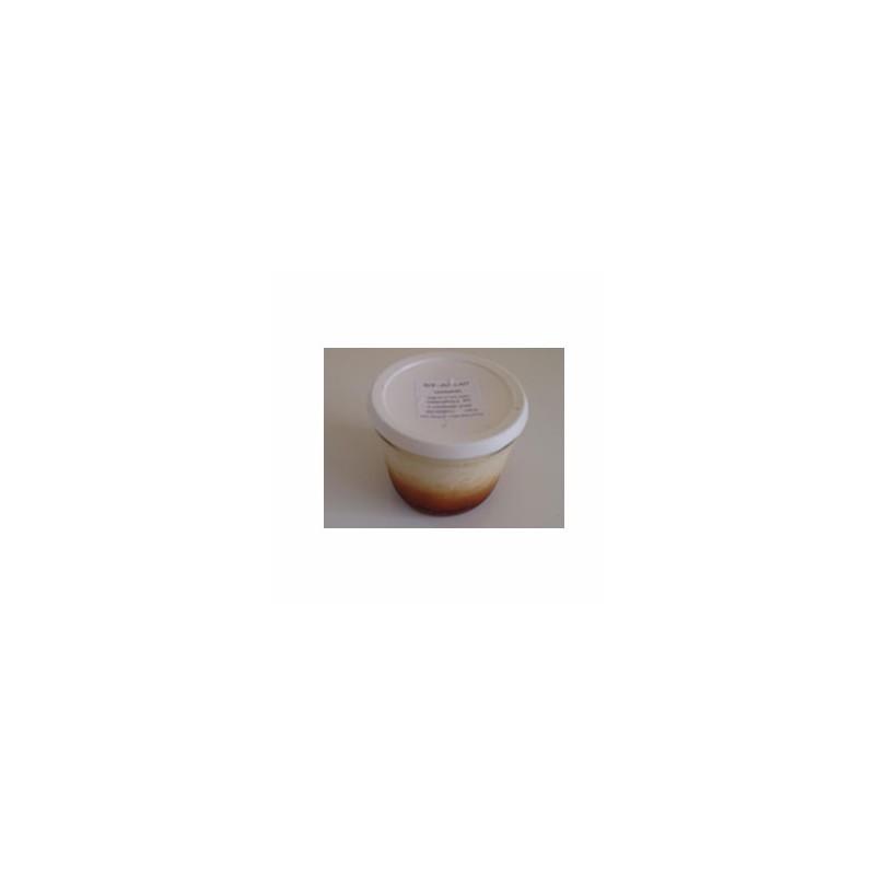 Le frais-Le riz au lait caramel - 190 g-FERME MOUSSON
