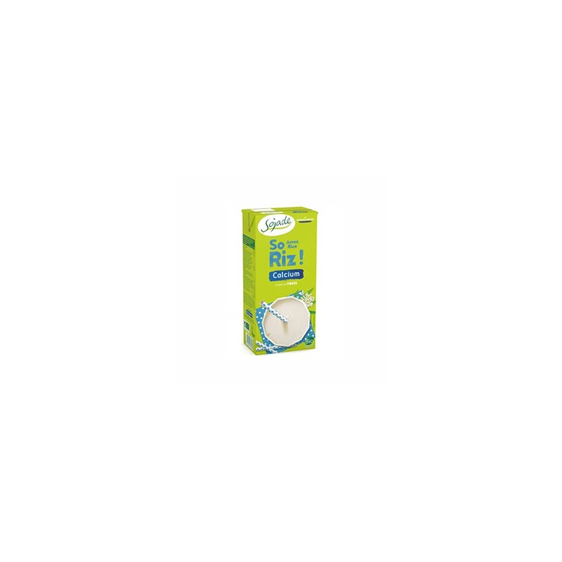 Le frais-boisson So Riz calcium bio - 1 litre-BIODIS FRAIS
