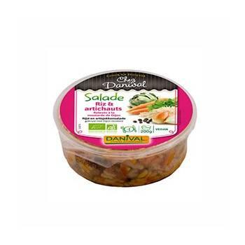 Plats cuisinés-amour de salade bio - 180 grs-BIODIS
