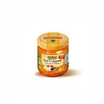 Plats cuisinés-Ravioli auX légumes - Bio 360 grs-BIODIS