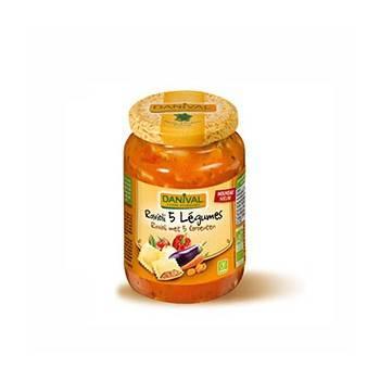 Ravioli aux légumes - Bio 670 grs