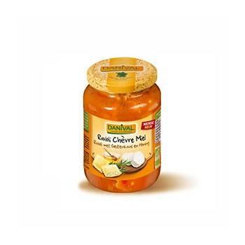Ravioli chèvre et miel - Bio 670 grs