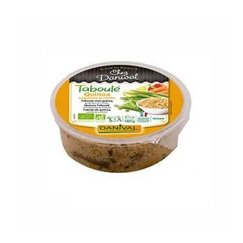 Taboulé de quinoa bio - 180 grs