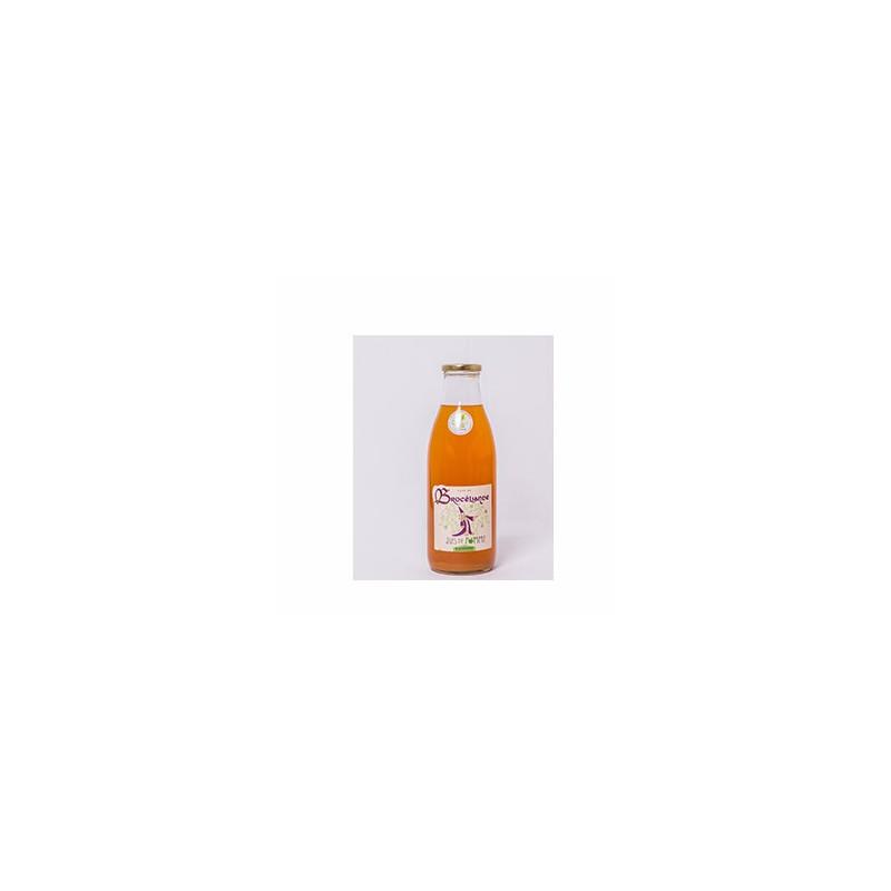 les jus de fruits-Jus de pomme - 1 litre-CIDRE FERMIER BROCELIANDE