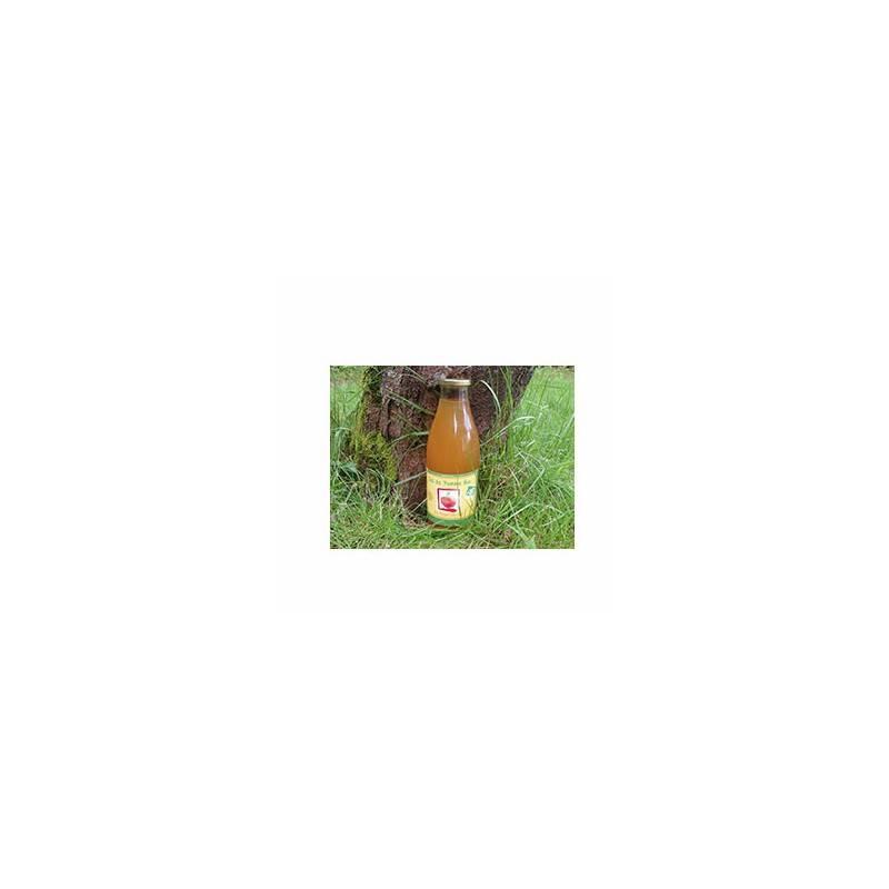 les jus de fruits-Jus de pomme bio - 1 litre-VERGERS DE L'ILLE